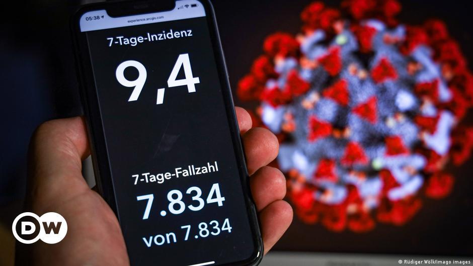 Η Γερμανία και το τέταρτο κύμα πανδημίας | DW | 26.07.2021