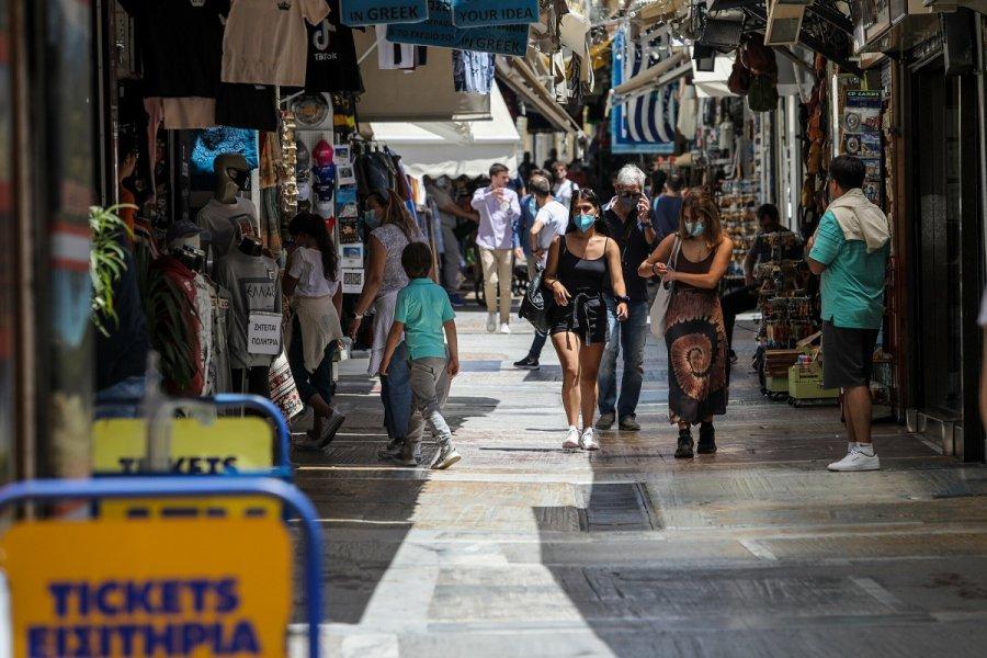 Κορονοϊός: 1.266 κρούσματα σε Αττική, 255 στην Κρήτη – Ο χάρτης της διασποράς