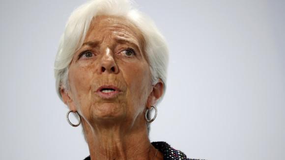 Λαγκάρντ: Αυξανόμενη πηγή ανησυχίας η μετάλλαξη Δ' για την οικονομία