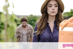 Ματωμένη Γη:  Η Aυγή βαριέται με τη ζήλια του Ρομπέρτο και αποφασίζει να επιστρέψει στη δουλειά