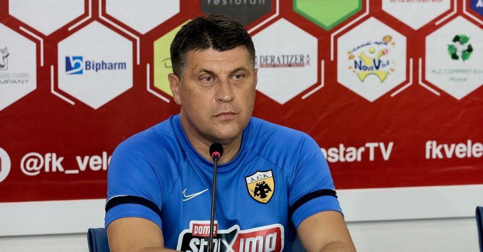 Μιλόγεβιτς: 'Δεν χρειάζεται να πω τι περιμένουμε όλοι απ' την ΑΕΚ'