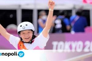 Μομίγι Νισίγια: Η 13χρονη που κατέκτησε χρυσό μετάλλιο, γράφοντας ιστορία στους Ολυμπιακούς Αγώνες του Τόκιο - Monopoli.gr