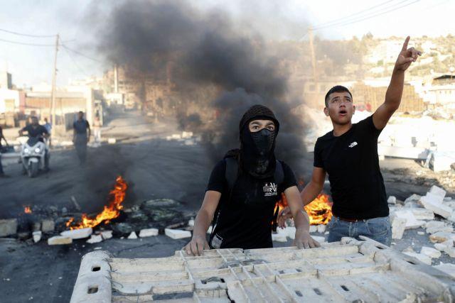 Παλαιστίνη: Νεκρός 12χρονος από ισραηλινά πυρά