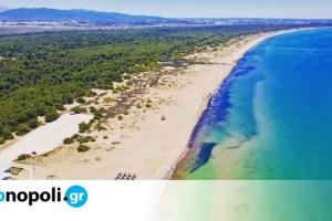Ποια παραλία της Αχαΐας θυμίζει εξωτικό παράδεισο; - Monopoli.gr
