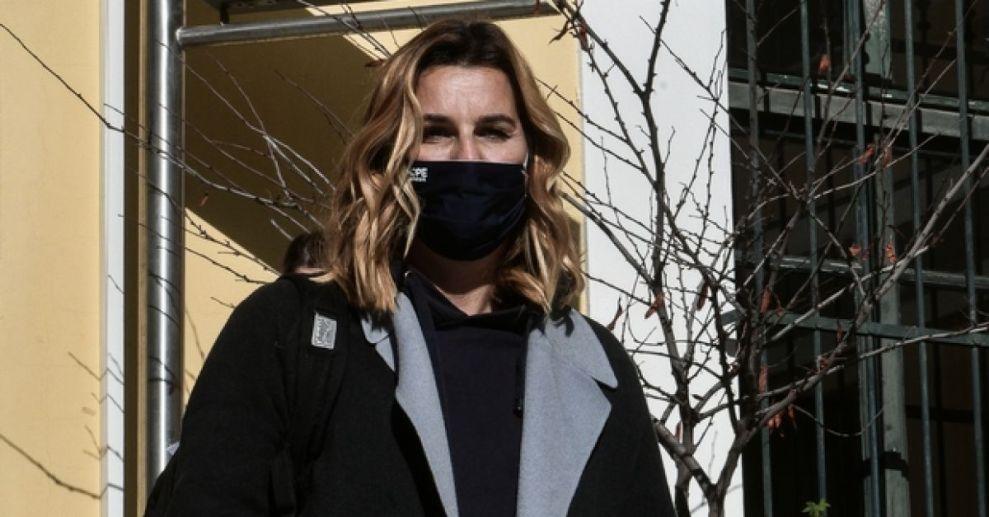 Σοφία Μπεκατώρου: 'Δεν έχω κάνει καμία νέα καταγγελία για σεξουαλική παρενόχληση'