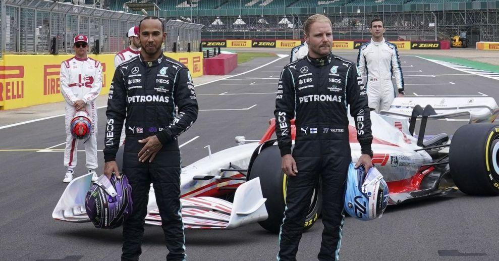 Στην αεροσήραγγα η Mercedes F1 του 2022