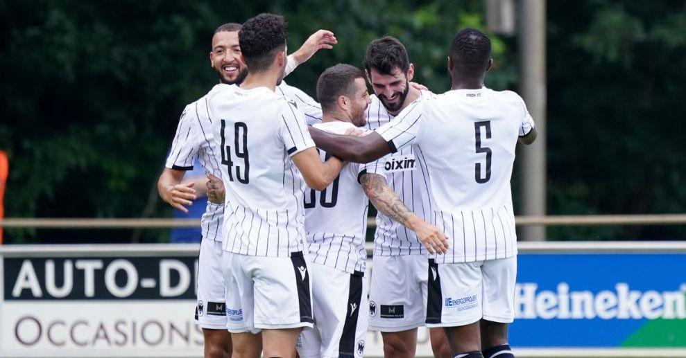 Χέρακλες - ΠΑΟΚ 1-2: Πρωταγωνιστής ο Ολιβέιρα στη φιλική νίκη