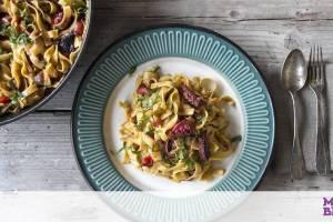 Χυλοπίτες με χταπόδι - Το πιο νόστιμο και καλοκαιρινό φαγητό