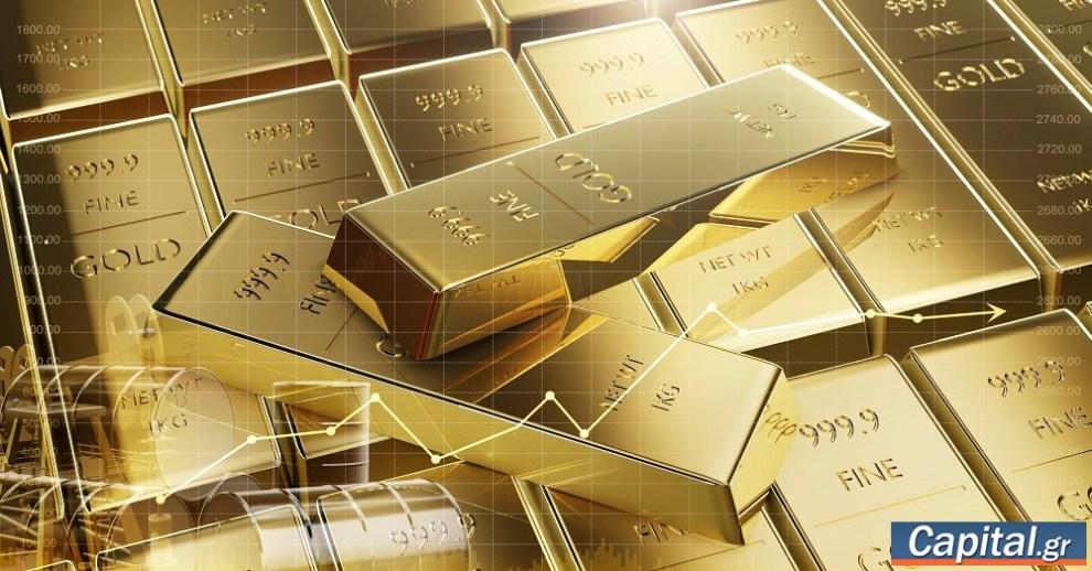 """Ήπια κέρδη για τον χρυσό στις """"πλάτες"""" ανεργίας στις ΗΠΑ και αποφάσεων ΕΚΤ"""