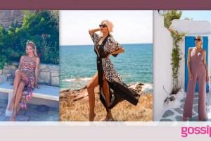 Επώνυμες Ελληνίδες ποζάρουν με το πιο must summer αξεσουάρ και το κάνουν τάση