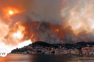 Κόλαση στη Μεσόγειο | DW | 04.08.2021