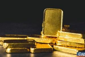 Υποχώρησε ο χρυσός τη Δευτέρα, κράτησε το επίπεδο των $1.800
