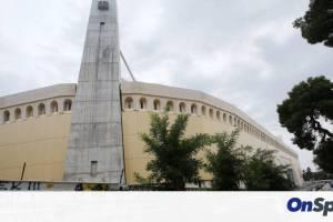 ΑΕΚ: Τα πρώτα καθίσματα στην Αγια Σοφιά - Opap Arena» (photos+video)