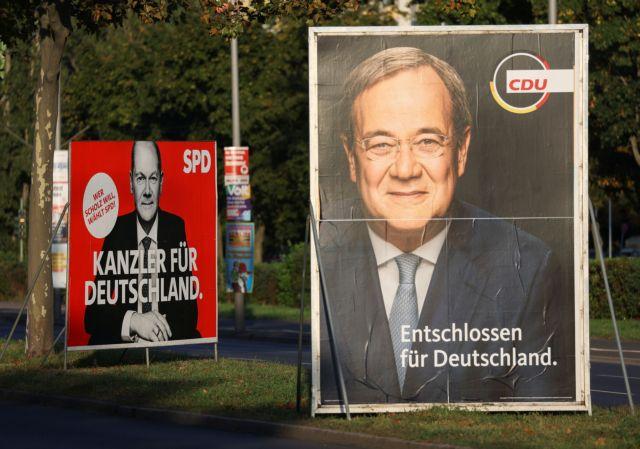 Εκλογές στη Γερμανία – Αναποφάσιστο το 40% των ψηφοφόρων