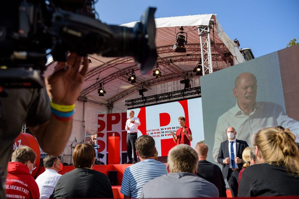 Γερμανία – Το 40% θέλει Σολτς για καγκελάριο | Ειδήσεις - νέα - Το Βήμα Online