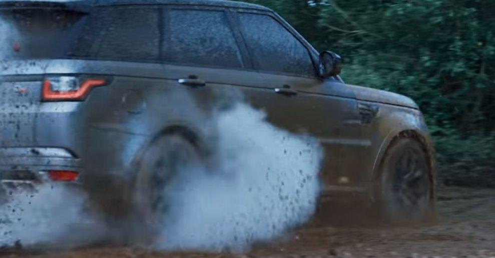 Εντυπωσιακό video καταδίωξης από τα γυρίσματα της νέας ταινίας του Τζέιμς Μποντ