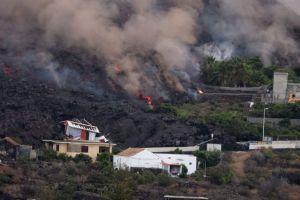 Ισπανία – 10,5 εκατ. ευρώ στους πληγέντες από την έκρηξη του ηφαιστείου