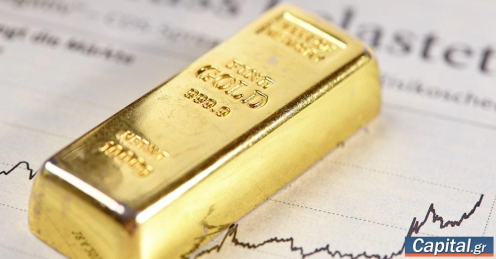 Ξανά πάνω από τα $1.800 ο χρυσός, κατρακύλα 5% για το παλλάδιο