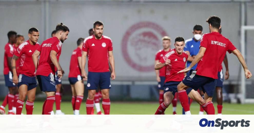 Ολυμπιακός-Αντβέρπ: Όλοι μέσα για την πρεμιέρα του Europa League