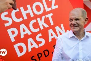Προηγούνται οι Σοσιαλδημοκράτες στις δημοσκοπήσεις | DW | 17.09.2021