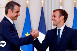 «Ρεβάνς» για τη Γαλλία η συμφωνία με την Ελλάδα | DW | 28.09.2021