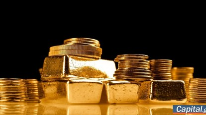 Σε χαμηλό 5 εβδομάδων ο χρυσός με απώλειες άνω του 2% στο 5νθήμερο