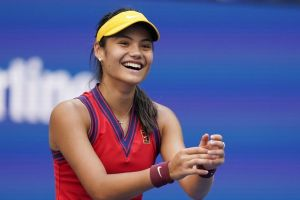 Στα προημιτελικά του US Open η απίθανη 18χρονη Έμμα Ραντουκάνου