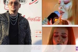 Φουρέιρα: Τα δάκρυά της στην πρώτη συναυλία της μετά τον θάνατο του Mad Clip! Θα την έκαναν μαζί!