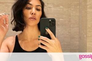 4 μυστικά αντιγήρανσης της Kourtney Kardashian - Δοκίμασέ τα κι εσύ