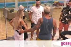 Big Brother: Οι πρώτες αντιδράσεις με την είσοδο των νέων παικτών και οι... υποψίες!