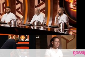 "Game of Chefs: Ο πατέρας διαγωνιζόμενης ""εισέβαλε"" στο πλατό και κέρασε ρακές τους κριτές"