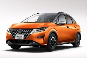 Έτοιμο για το κοινό το νέο «εξηλεκτρισμένο» Nissan Note Autech Crossover