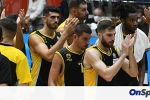 ΑΕΚ-Πετρόπουλος: «Με ανεβασμένη ψυχολογία στην Πάτρα»