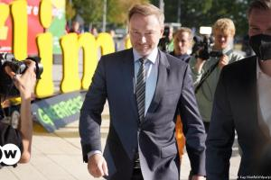 «Κόντρες» για οικονομία και υπουργεία σε μία κυβέρνηση Σολτς | DW | 18.10.2021