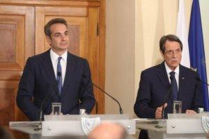 Μητσοτάκης – Αναστασιάδης: Μνημόνιο συνεργασίας για την ανασυγκρότηση στο Μάτι -Ποια έργα αφορά