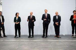 Ξεκινούν συνομιλίες SPD-Πρασίνων για συμμετοχή FDP στη νέα κυβέρνηση | Ειδήσεις - νέα - Το Βήμα Online