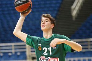 Ο 15χρονος Αβδάλας στη 12άδα του Παναθηναϊκού για τον αγώνα με τον Ιωνικό