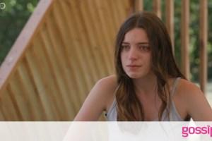 GNTM: Σε κακή ψυχολογική κατάσταση η Άννα: «Είμαι μόνη μου εναντίον όλων» (video)