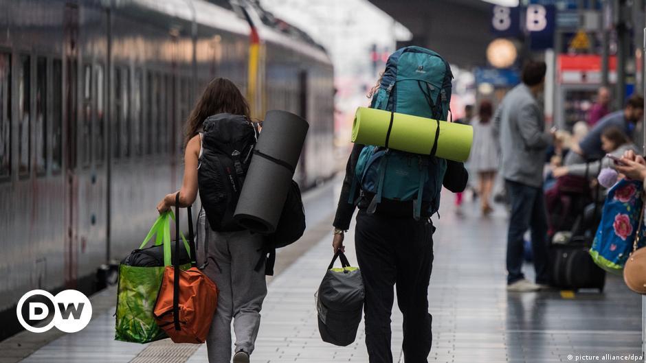 InterRail: Δωρεάν ταξίδι στην Ευρώπη για νέους   DW   13.10.2021