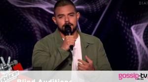 The Voice: Ο διαγωνιζόμενος, που συγκίνησε κριτές και πλατό μετά από την αφιέρωση στη μητέρα του!