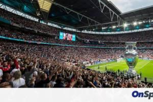 UEFA: Καμπάνα στην Αγγλία για τα επεισόδια στον τελικό με την Ιταλία!