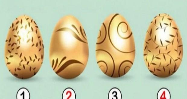 Съвет от Вселената – изберете едно златно яйце!