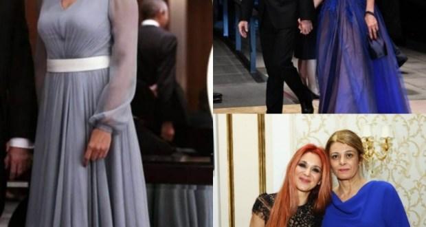 Деси Радева пръсна 200 пенсии за рокли