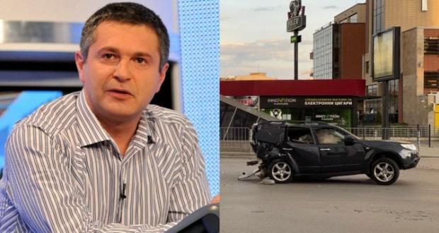 Първа експертиза за катастрофата с Милен Цветков
