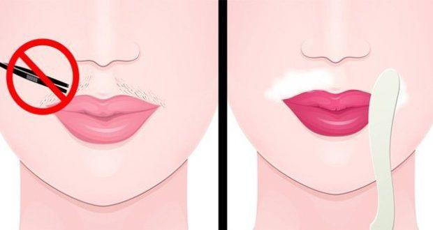 Мустачките нямат място на женското лице – тази техника ги премахва завинаги и без болка