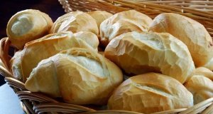 Няма наяждане с този бърз домашен хляб с хрупкава коричка /рецепта/
