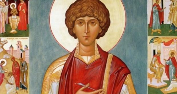 Лечебни молитви към Св. Панталеймон