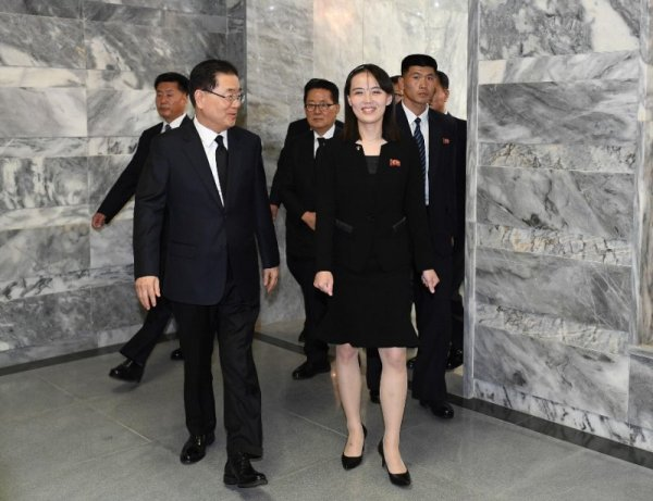 Коя е Ким Йо Чен – сестрата на Ким Чен Ун