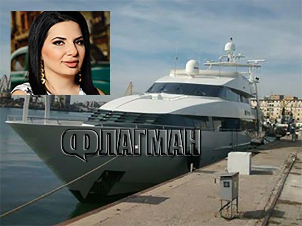 Яхтата на Ружа Игнатова