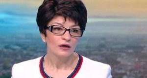 Десислава Атанасова: Тия безделници на барикадите не са българи